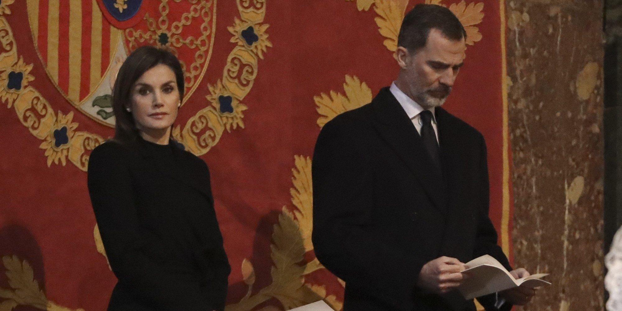 La reprimenda del Rey Felipe a la Reina Letizia tras el desplante a la Reina Sofía por la foto con Leonor y Sofía