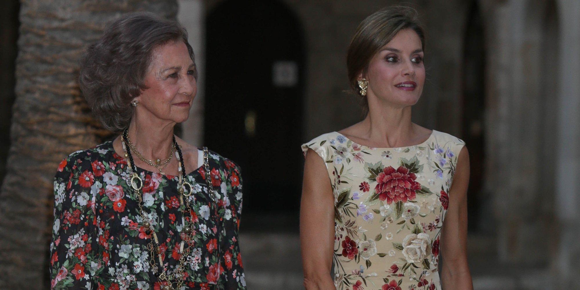 La tensa conversación entre la Reina Letizia y la Reina Sofía que pudo desencadenar el desplante en Palma