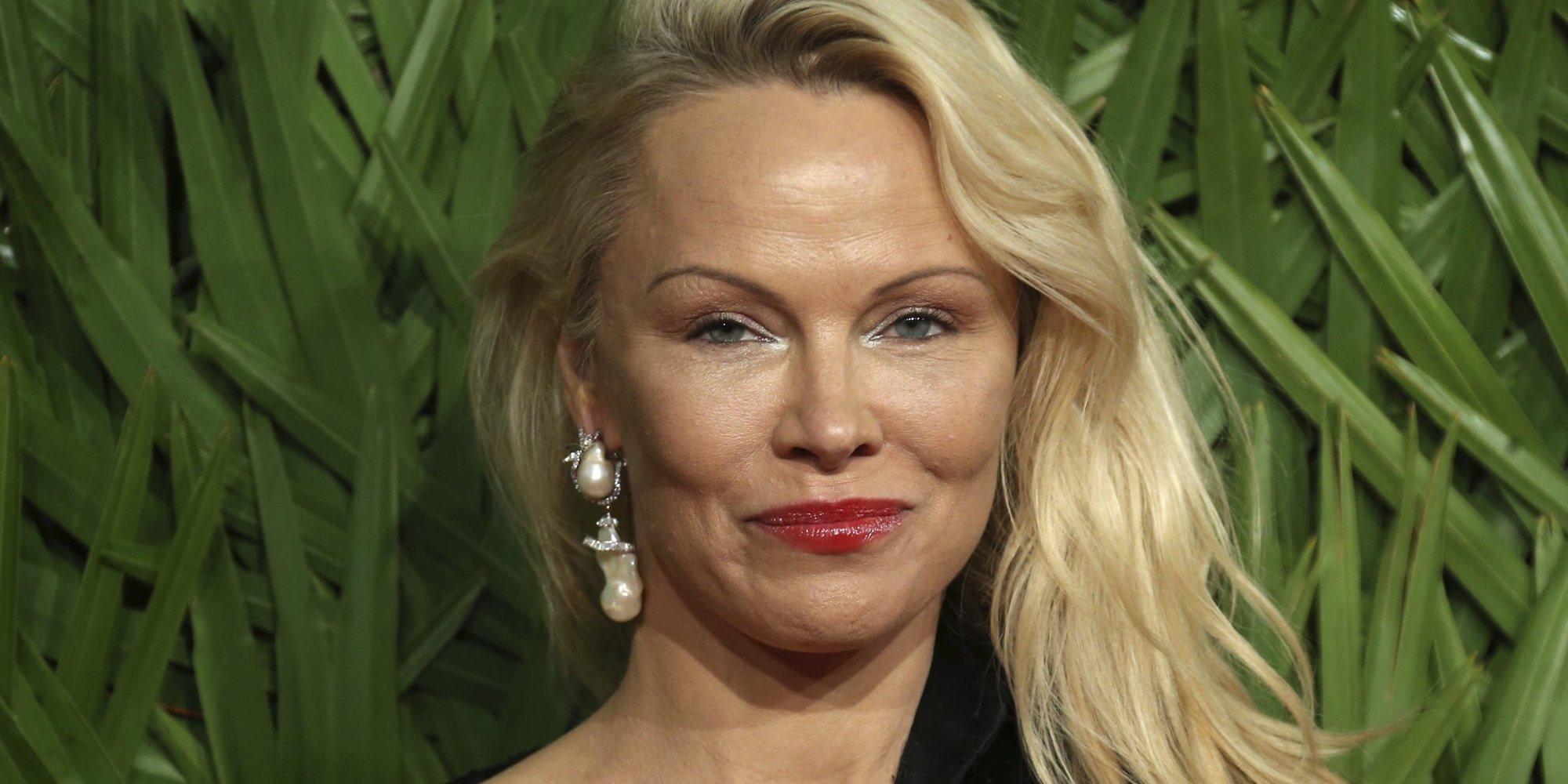 Pamela Anderson confiesa que la revista Playboy le salvó la vida
