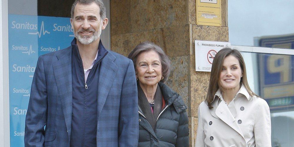 Los sacrificios de la Reina Sofía para superar el escándalo de su rifirrafe con la Reina Letizia