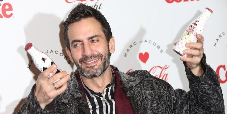 La original pedida de mano de Marc Jacobs a su novio Charly Defrancesco