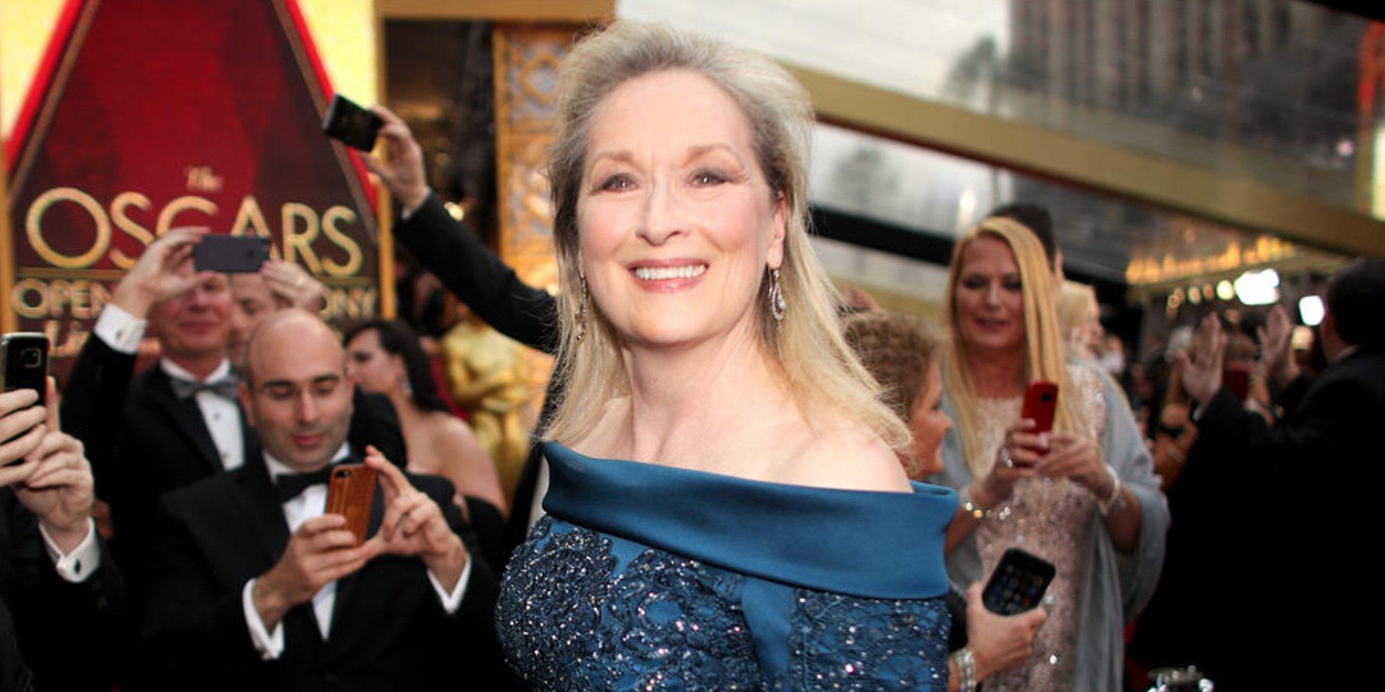 Primera imagen de Meryl Streep junto a Nicole Kidman en 'Big Little Lies'