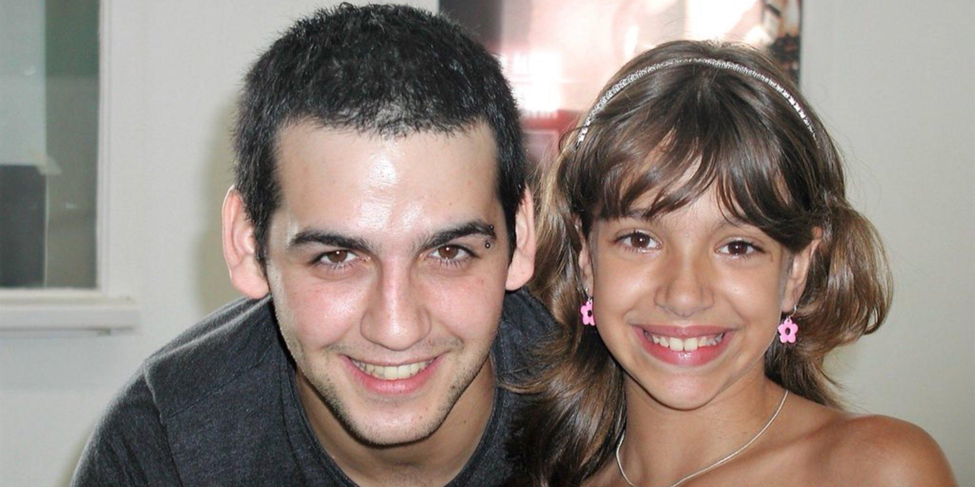Fran Perea ya conocía a Ana Guerra desde que era una niña