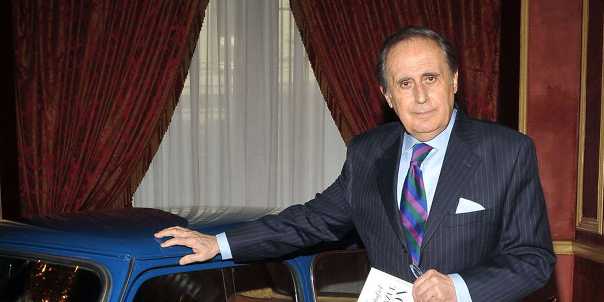 """Jaime Peñafiel, contundente con la visita de los Reyes al Rey Juan Carlos: """"Esto es una tomadura de pelo"""""""