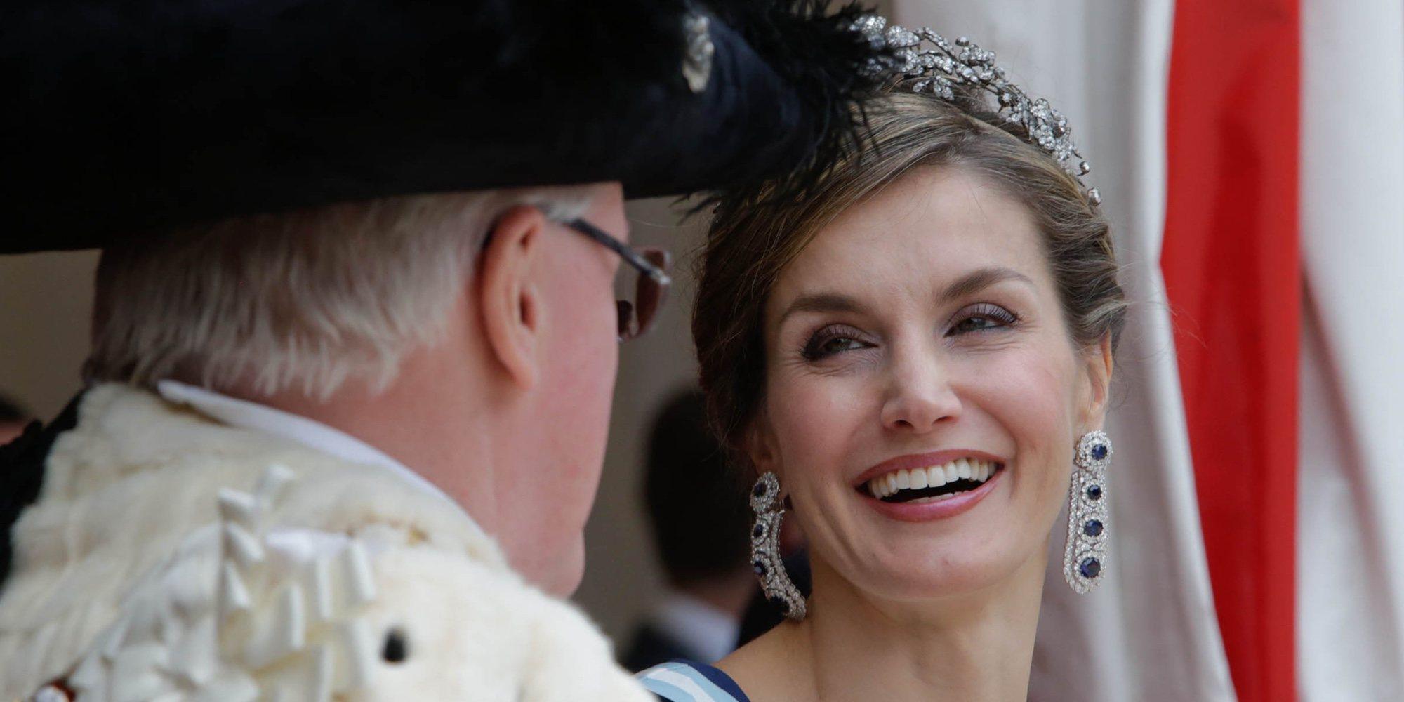 Los imperdonables errores de la prensa extranjera con la vida de la Reina Letizia