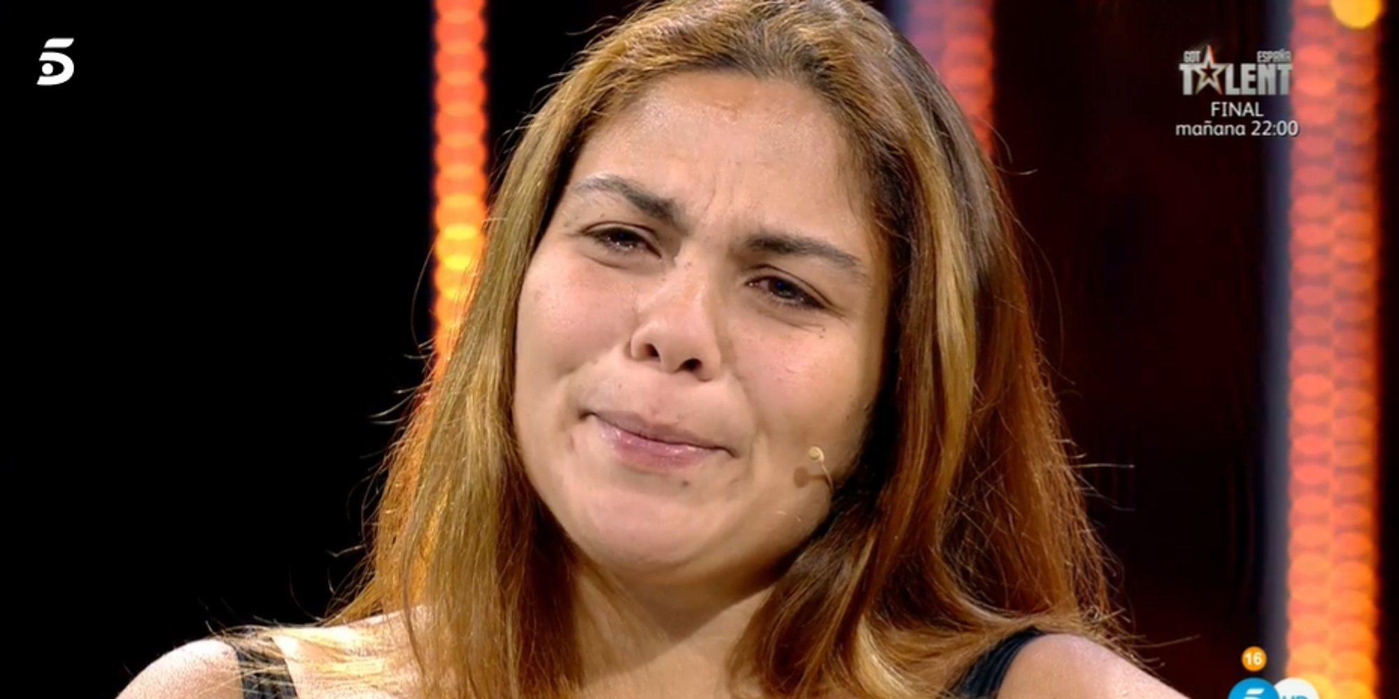 """Saray Montoya, tras su expulsión de 'Supervivientes 2018': """"Pido perdón. Soy humana y perdí los papeles"""""""
