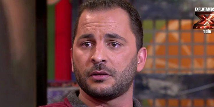 """Antonio Tejado explica los motivos de su ruptura en 'Sálvame': """"Cuando discuto puedo ser un poco imbécil"""""""