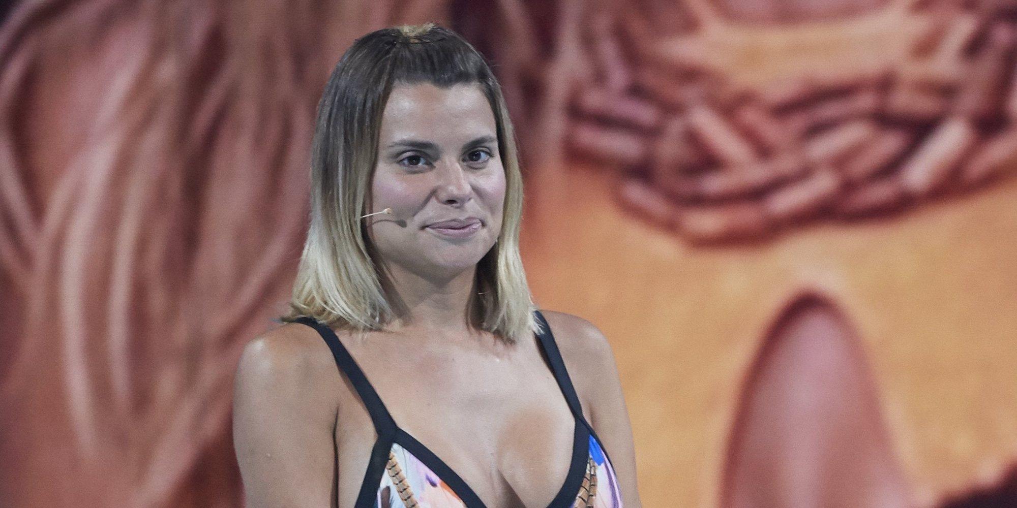 María Lapiedra se reencuentra con sus hijas tras su abandono en 'Supervivientes 2018'