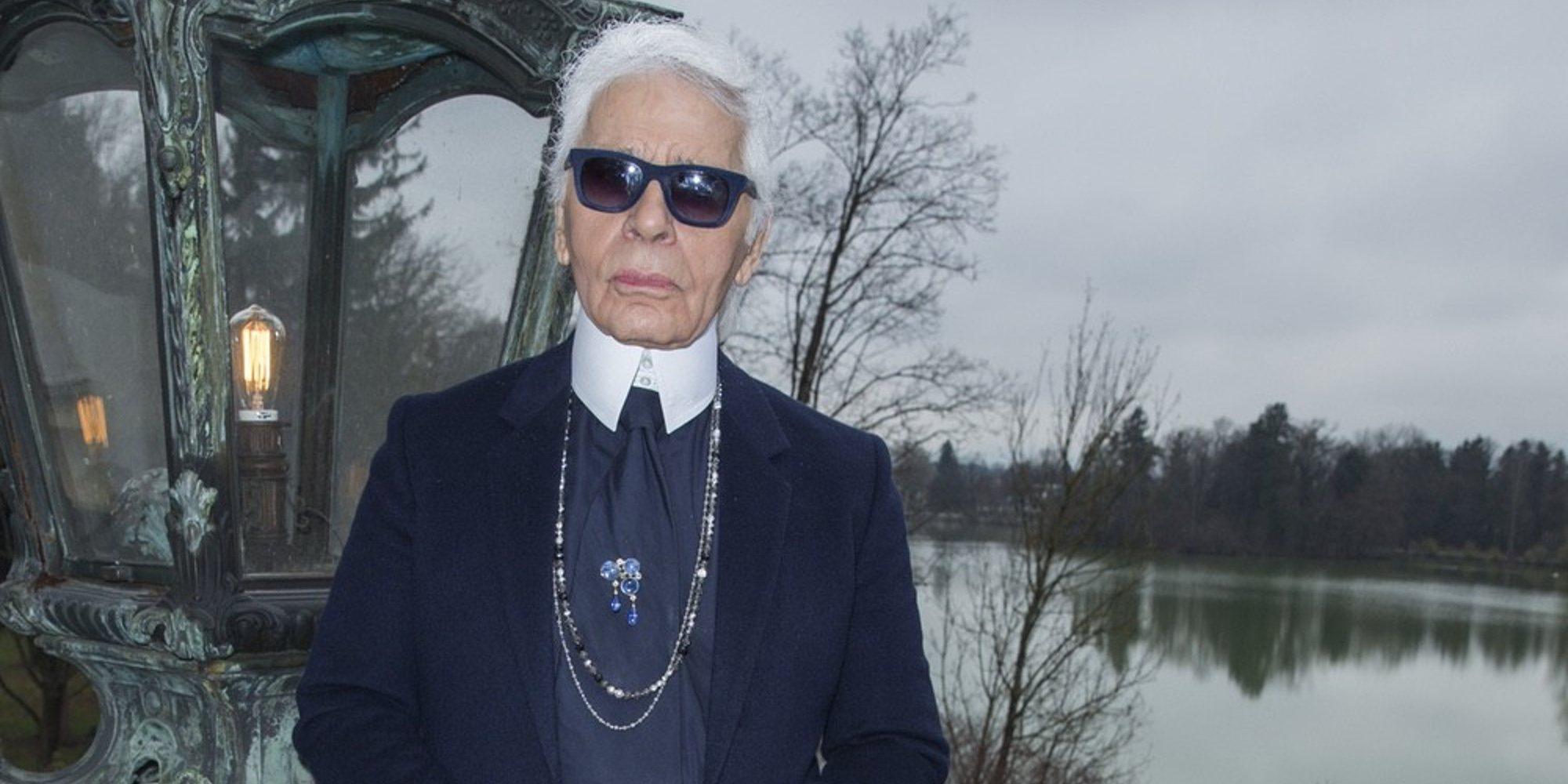 """Karl Lagerfeld, sobre el movimiento '#MeToo': """"Estoy harto de eso"""""""