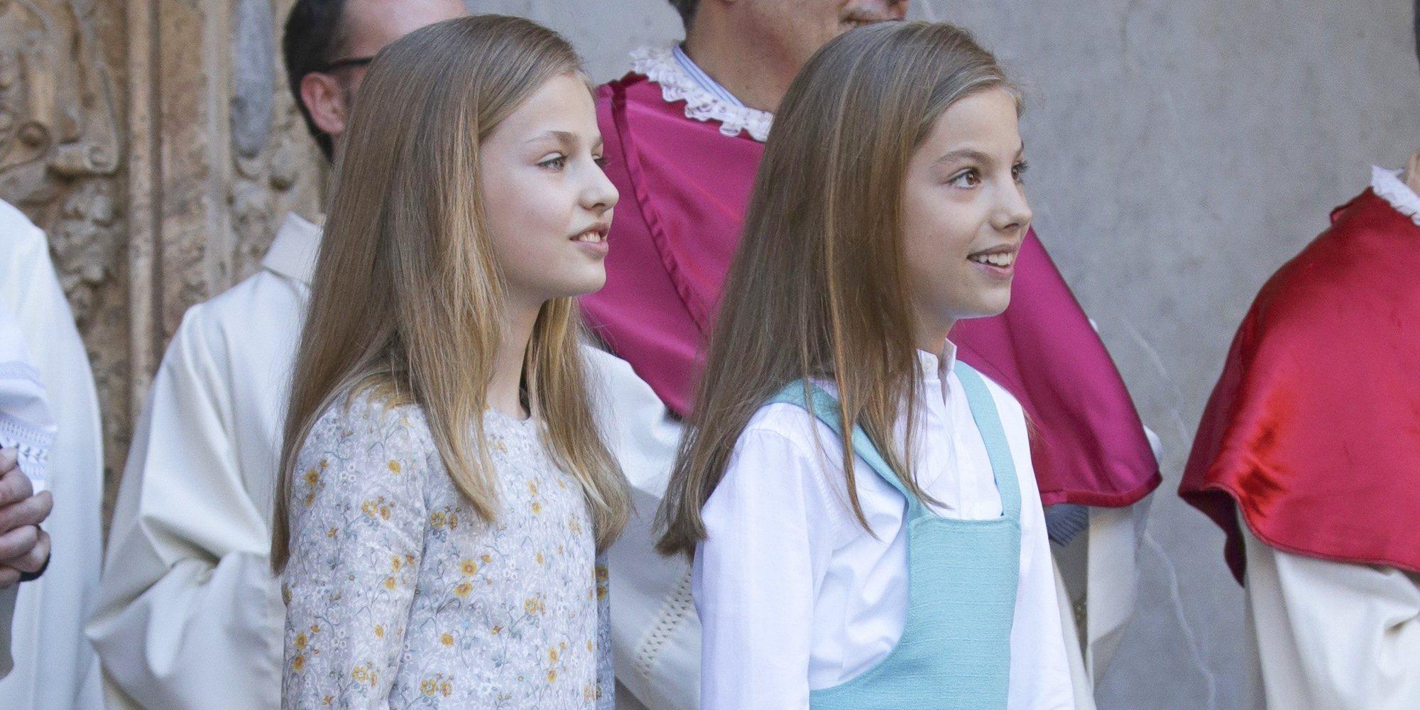 El Rey Felipe obligó a que Leonor y Sofía participaran en la reconciliación de la Reina Letizia y la Reina Sofía