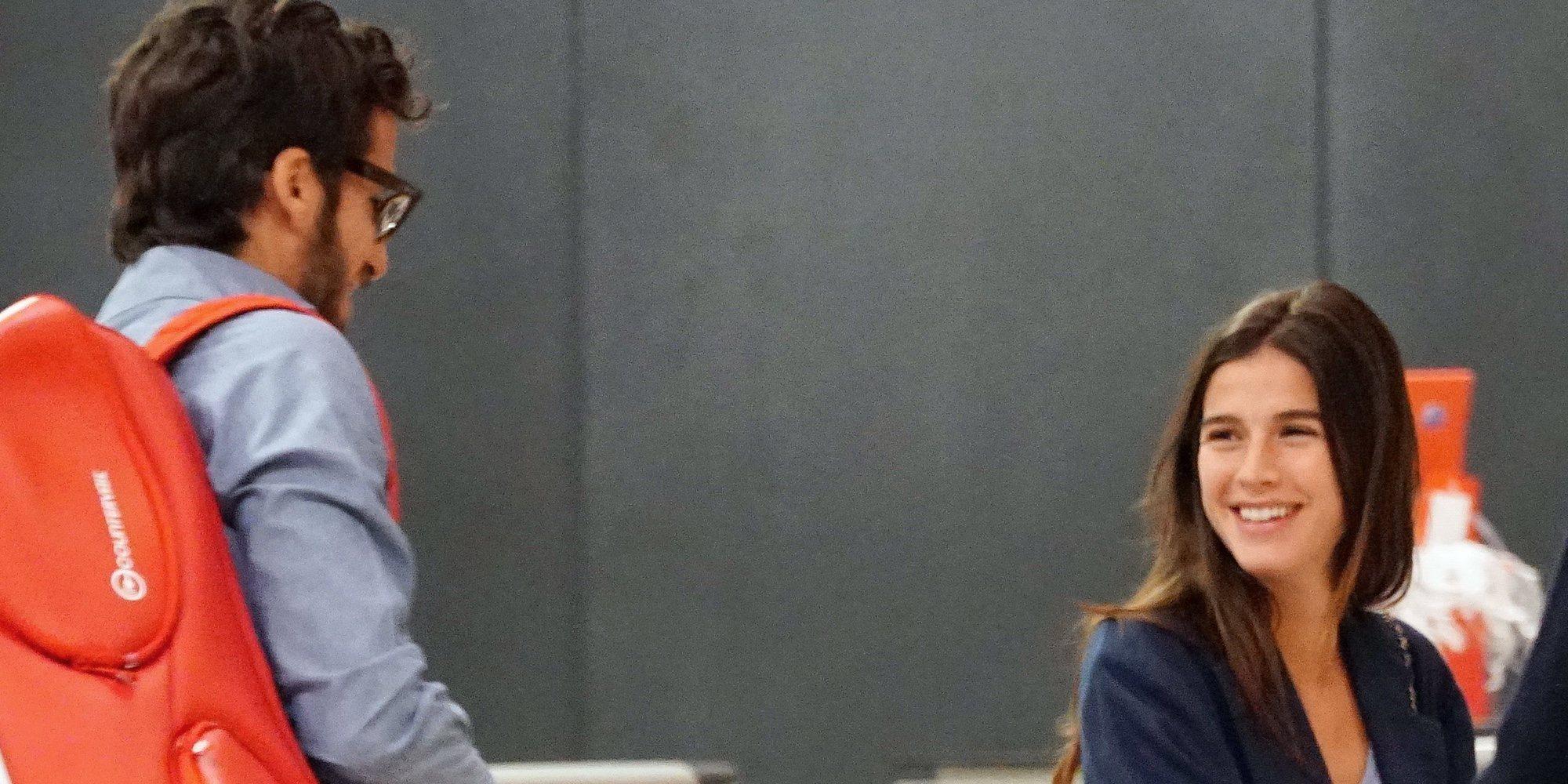 """Feliciano López le dedica un mensaje de amor a Sandra Gago: """"Qué más puedo hacer además de amarte..."""""""