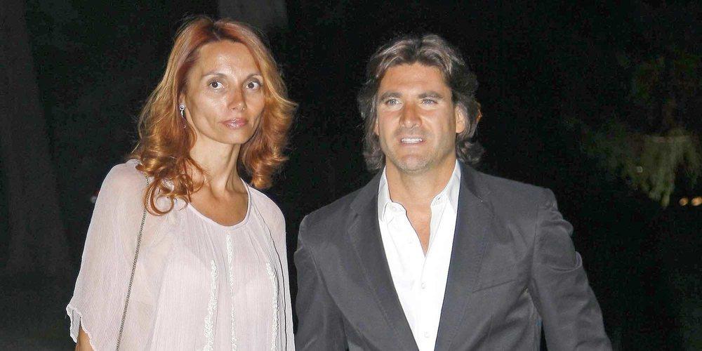 La estrategia de Toño Sanchís para salvar el honor de su mujer Lorena