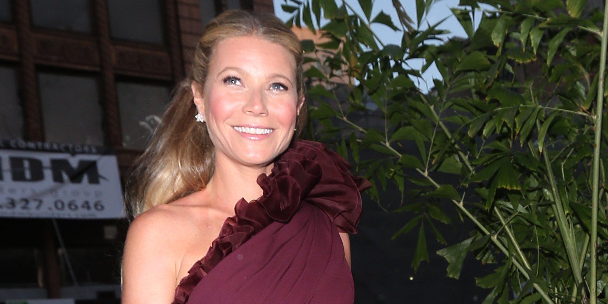 Gwyneth Paltrow y su prometido celebran una gran fiesta preboda rodeados de rostros famosos