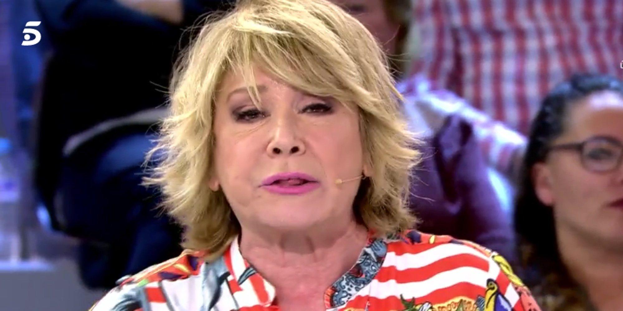 """Mila Ximénez manda un mensaje a María Lapiedra: """"Eres una cagada, no vales absolutamente nada"""""""