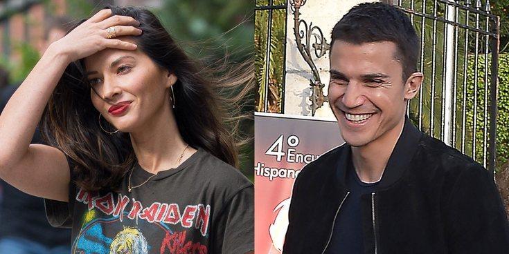 Olivia Munn y Álex González están juntos