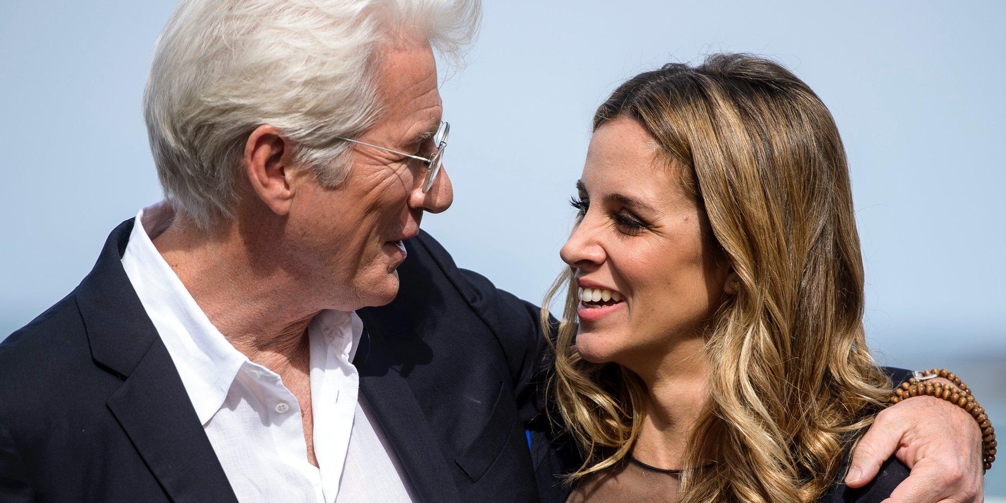 Richard Gere y Alejandra Silva se han casado en Nueva York
