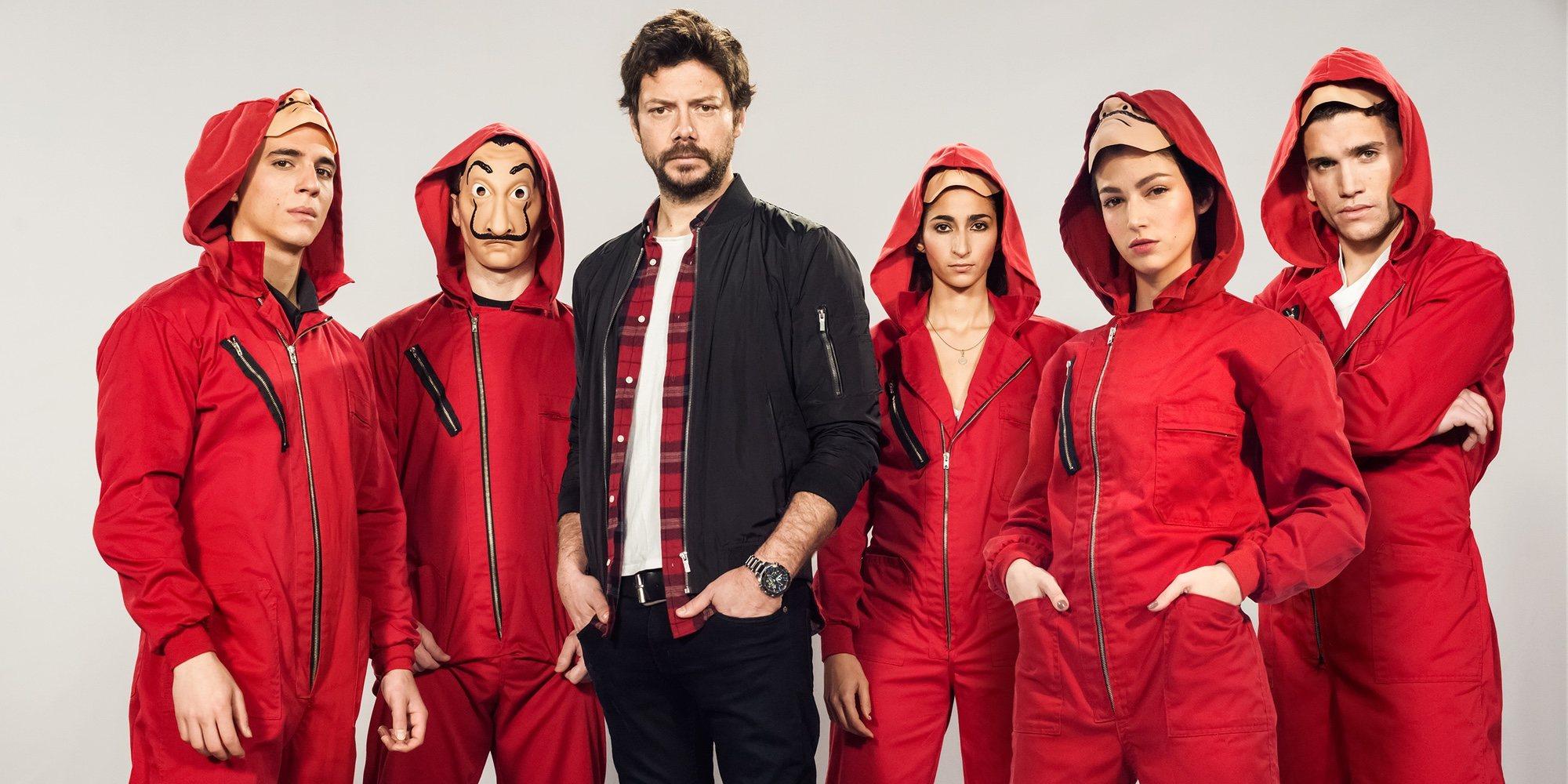 Netflix confirma que habrá tercera temporada de 'La casa de papel' en 2019