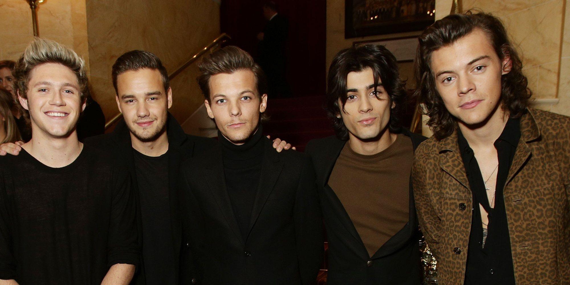 Los chicos de One Direction planean volver a unirse