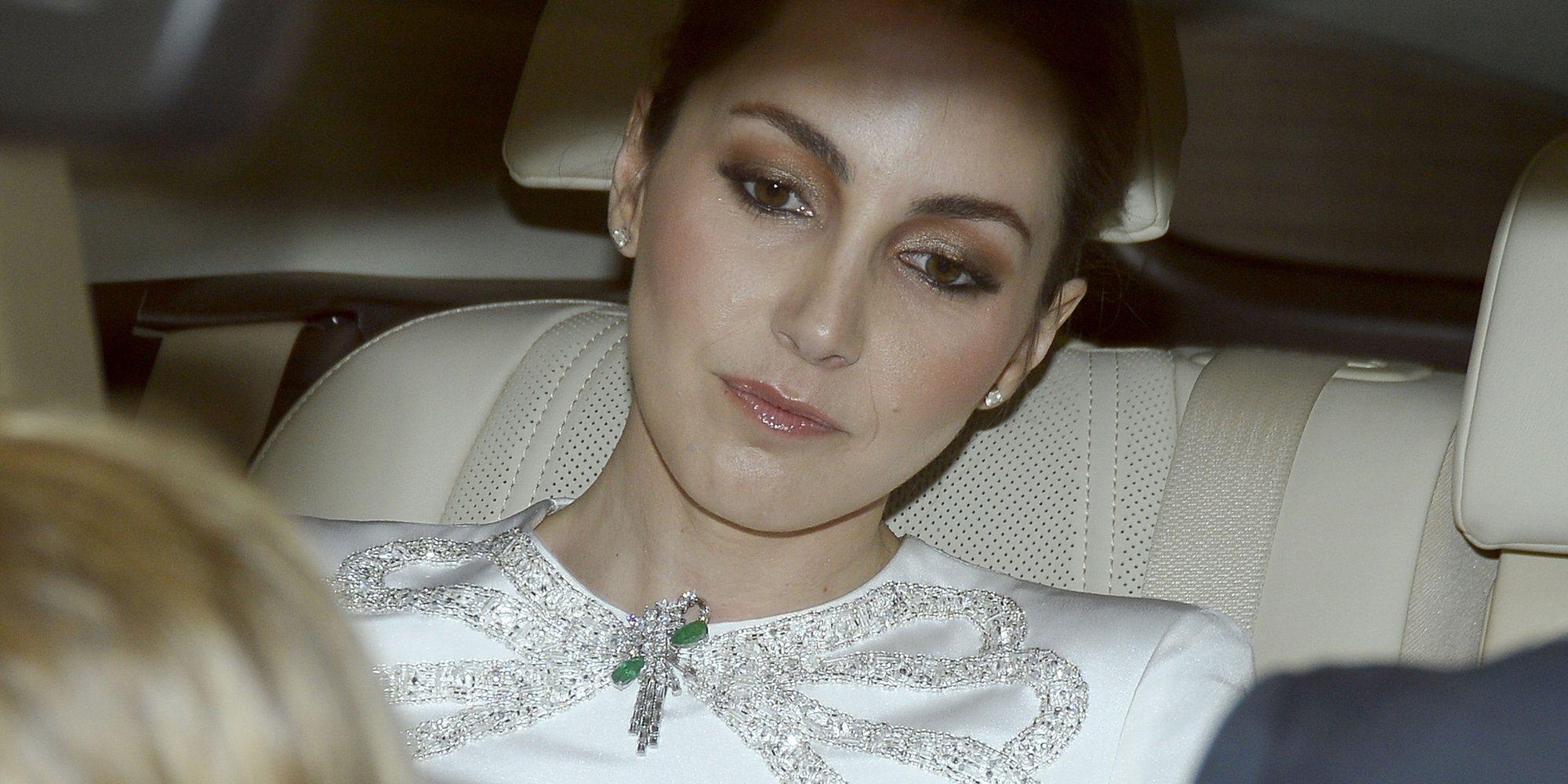 Así fue la discreta boda de Alejandra Romero, nieta de Adolfo Suárez, con Pedro de Armas