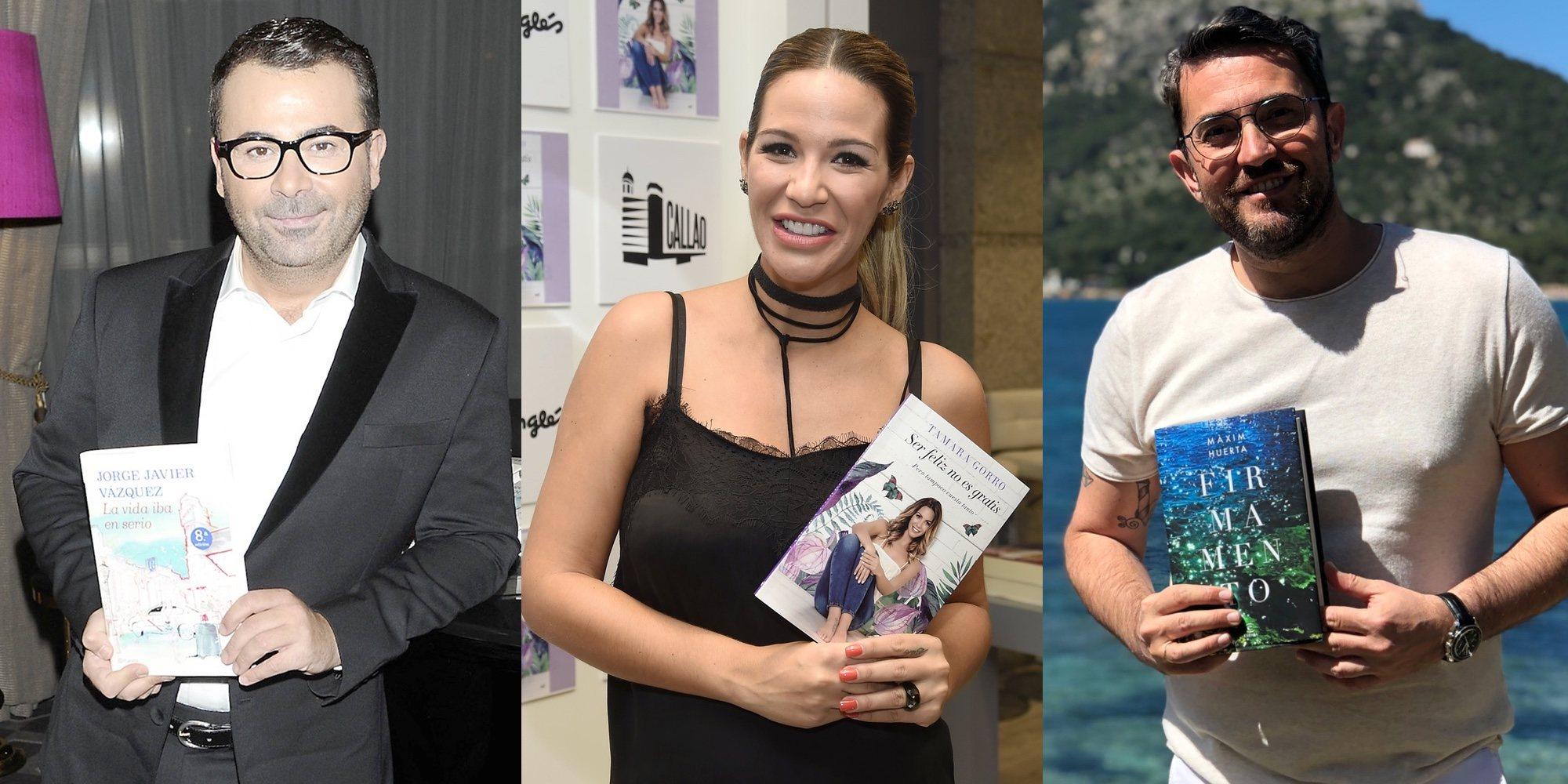Famosos y escritores: Las celebrities que están triunfando en el mundo de los libros