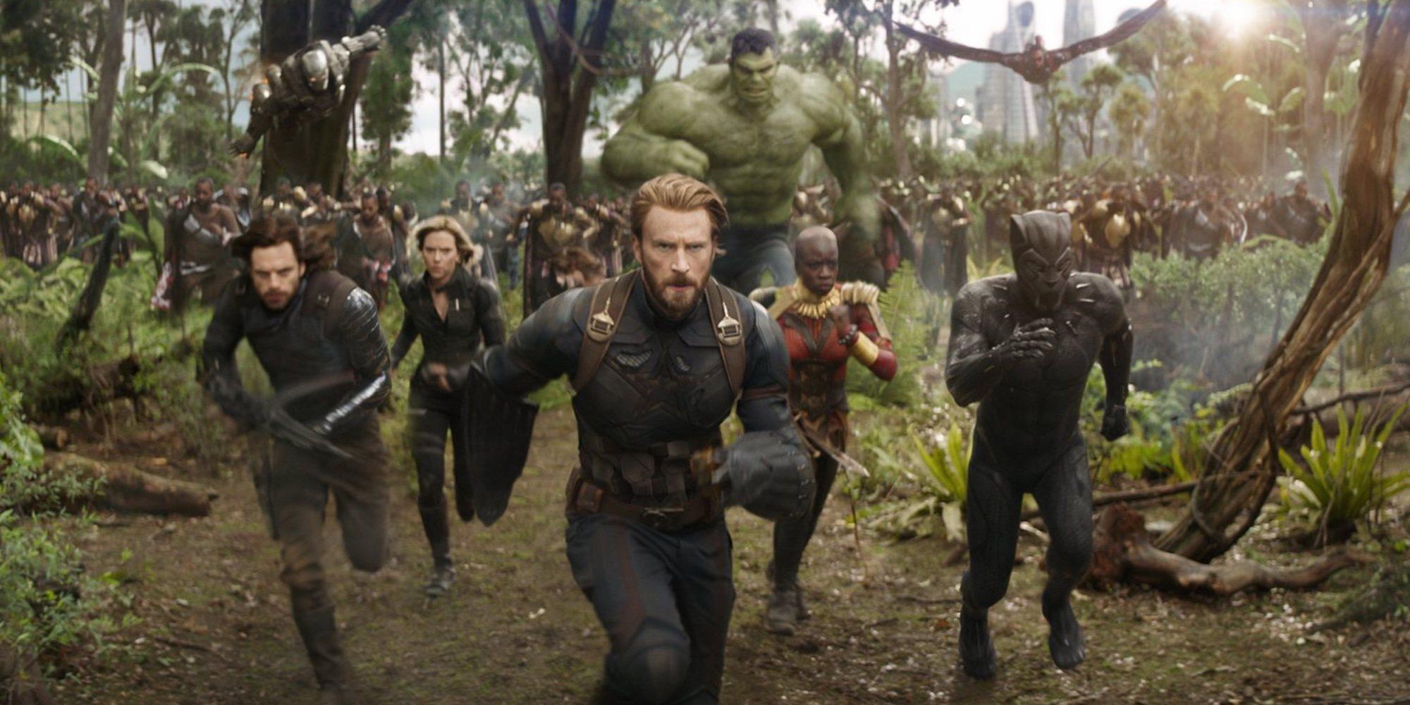'Vengadores: Infinity War' y '7 días en Entebbe', protagonistas de los estrenos de cine de esta semana