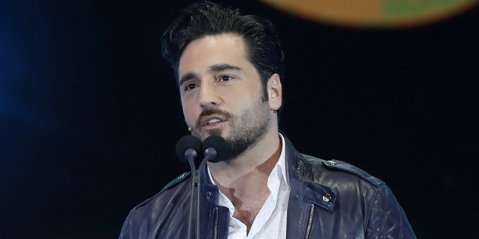 David Bustamante y sus horas más bajas: El cantante está pasando apuros económicos