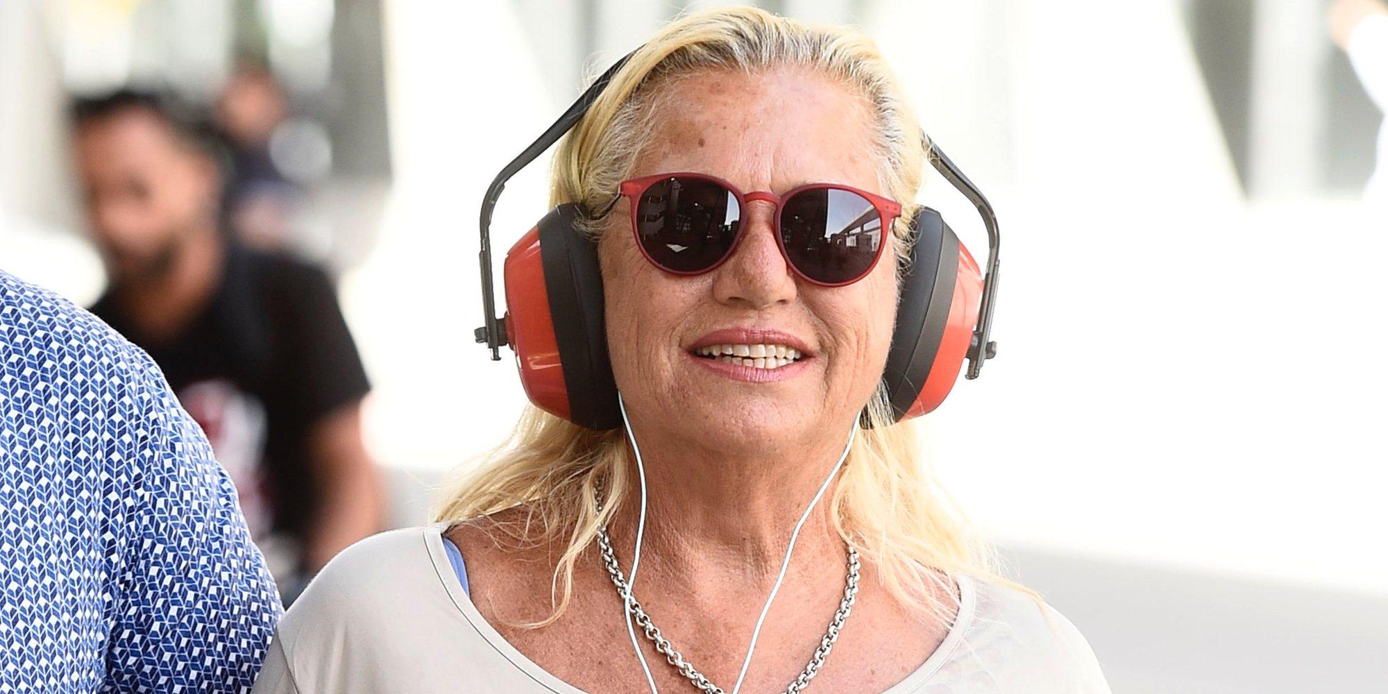 Mayte Zaldívar vuelve a España con muchas ganas de hablar sobre 'Supervivientes 2018'