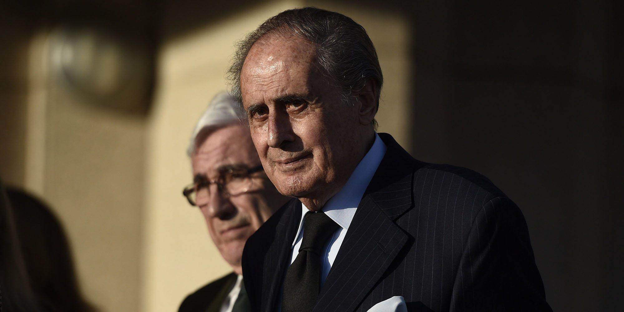 """La frase que le dijo el Rey Juan Carlos a Jaime Peñafiel: """"Habla y escribe menos"""""""
