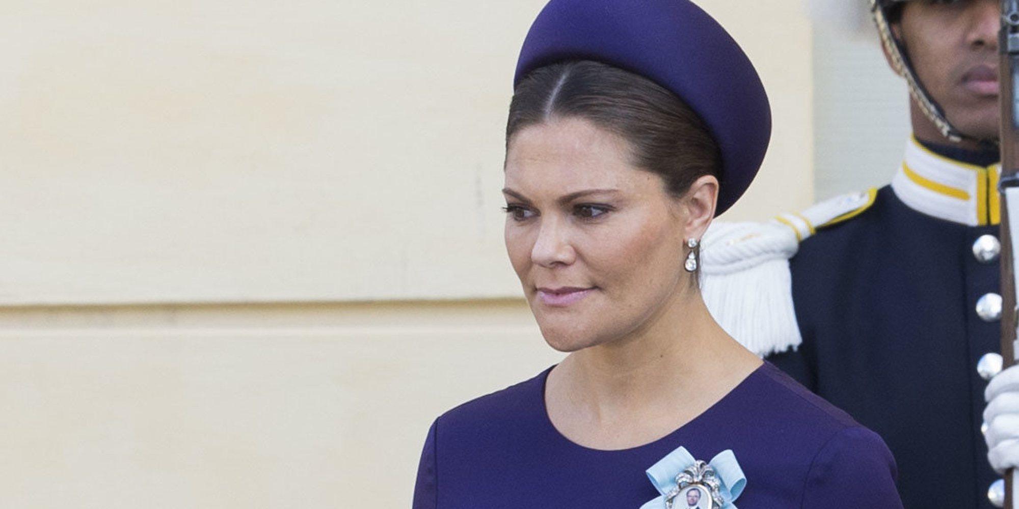 Victoria de Suecia fue manoseada por el fotógrafo Jean-Claude Arnault, acusado de abusos sexuales