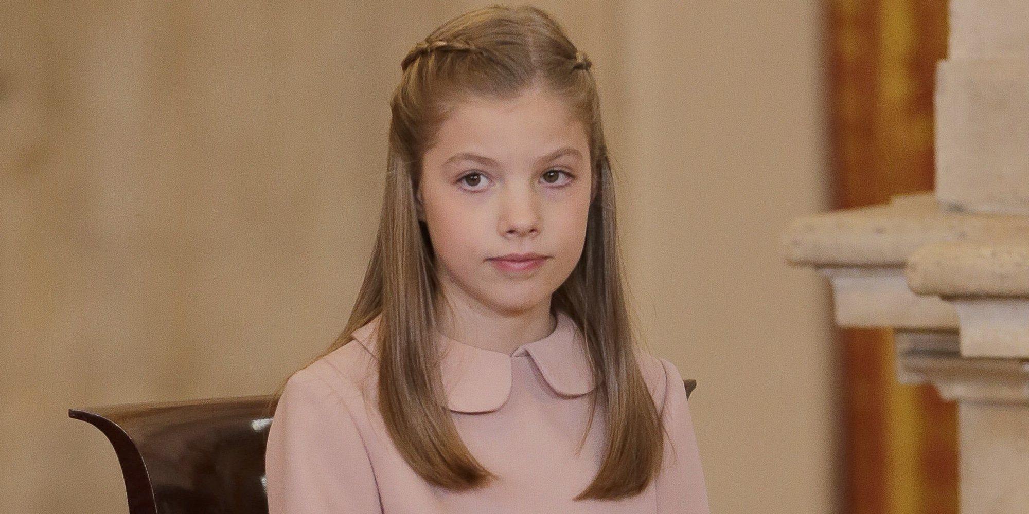 La incógnita que rodea el futuro de la Infanta Sofía por culpa de la Infanta Cristina e Iñaki Urdangarin