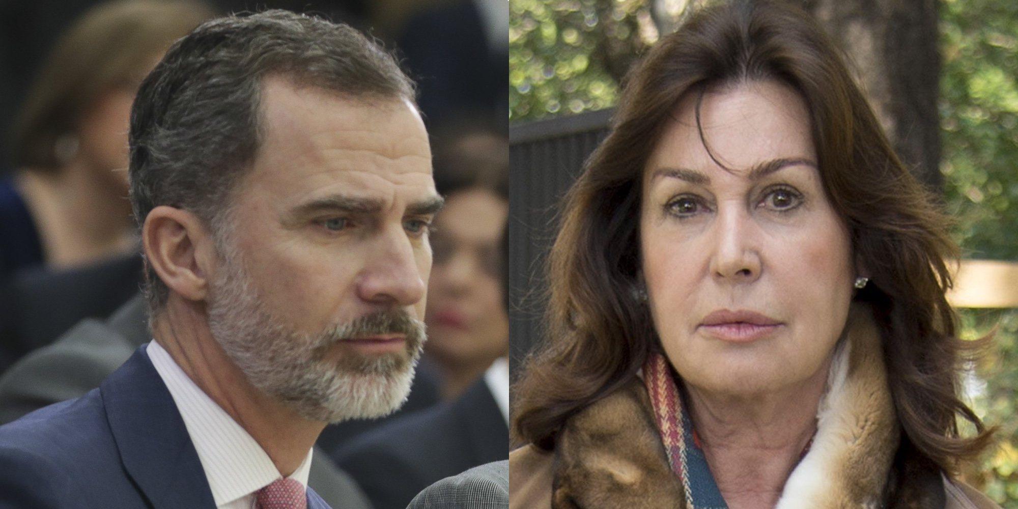 El dilema al que se enfrenta el Rey Felipe por el Ducado de Franco, cuya sucesión ha pedido Carmen Martínez-Bordiú