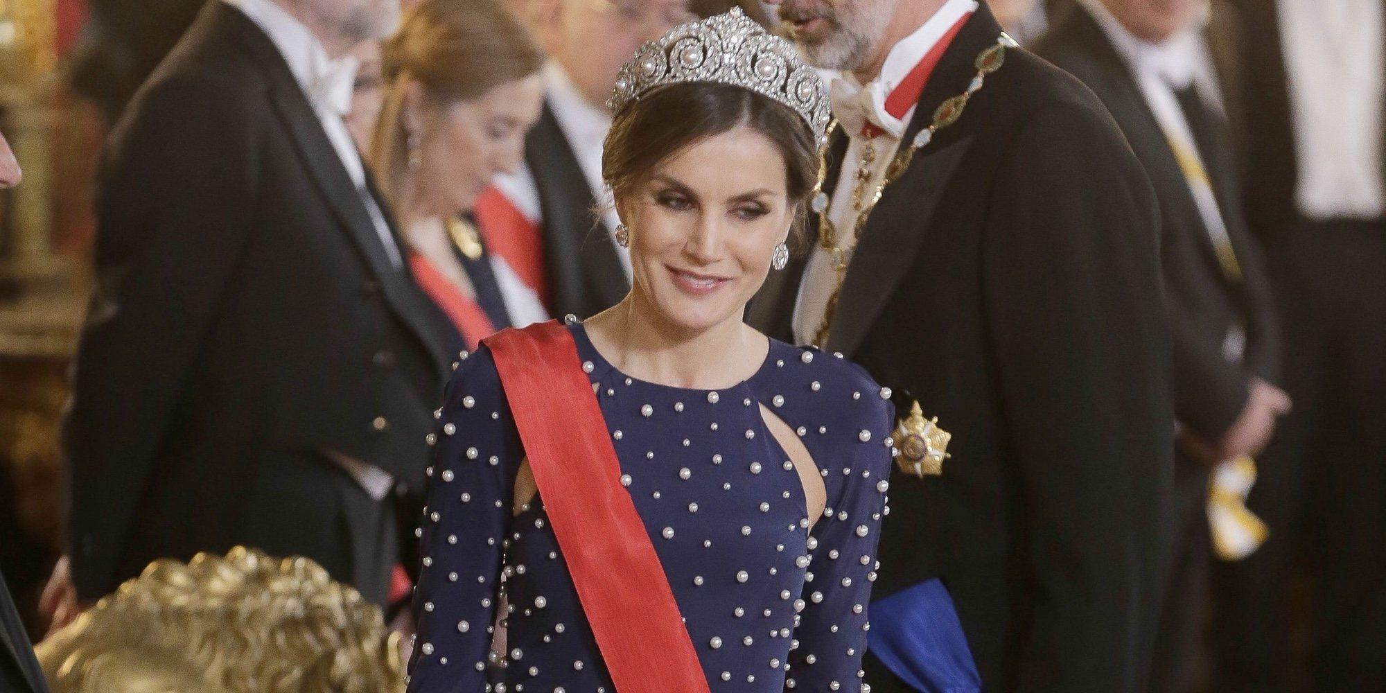 El caro regalo que el presidente de Portugal no pudo negar a la Reina Letizia