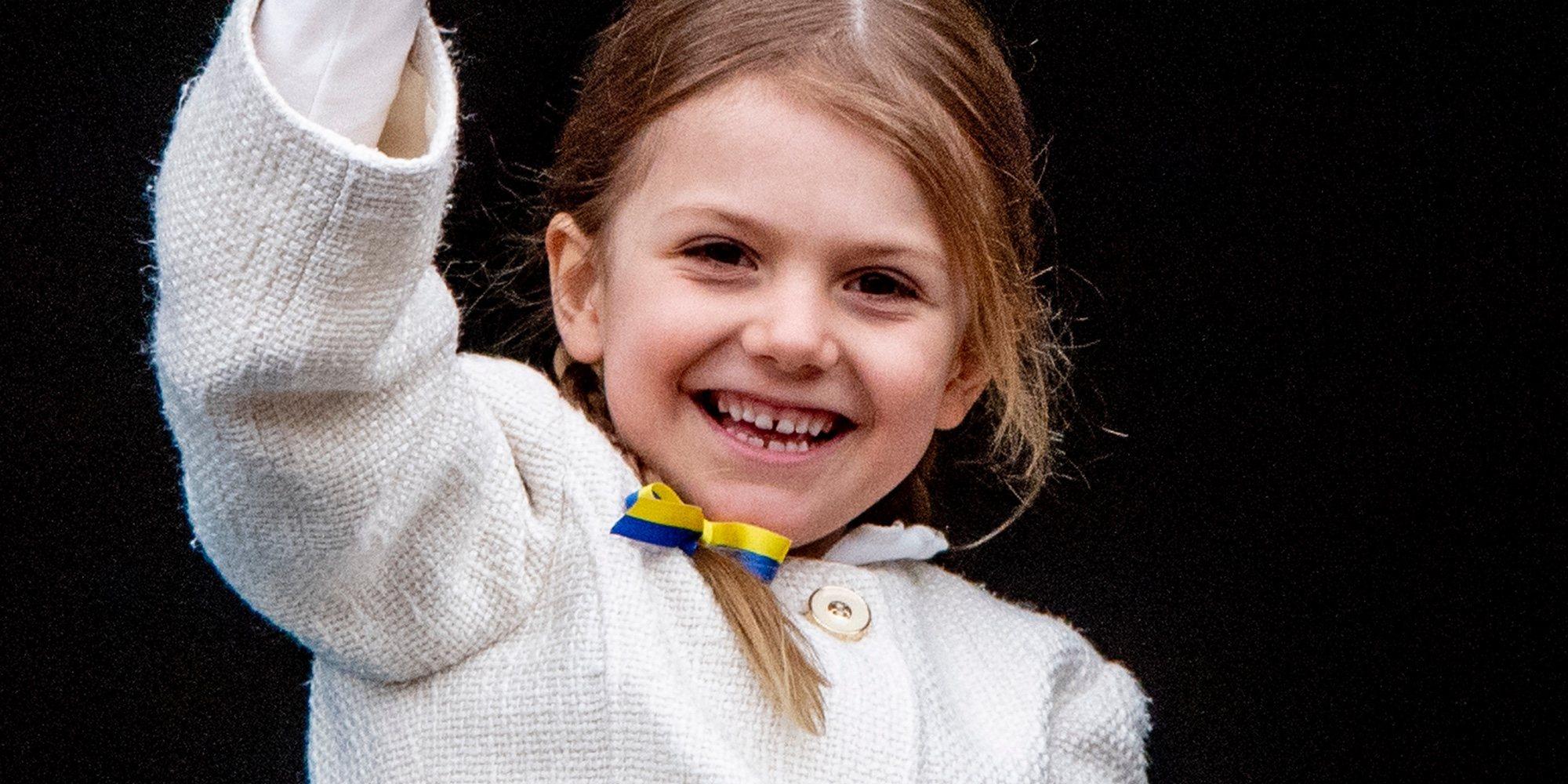 Estela de Suecia vuelve a conquistar: la última aventura de la princesa que toda Familia Real debería tener