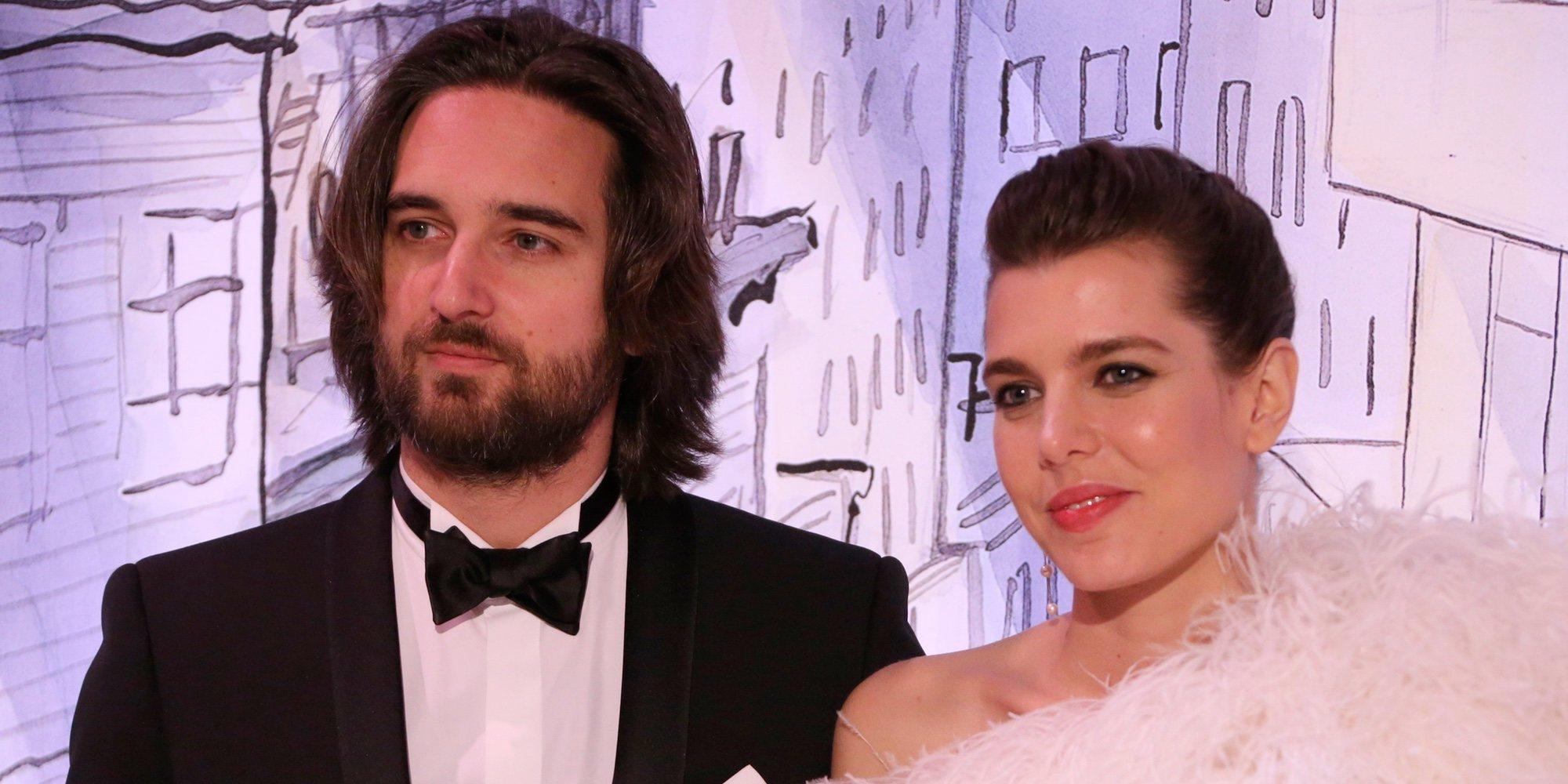 Carlota Casiraghi y Dimitri Rassam posponen su boda hasta después del nacimiento del bebé que esperan