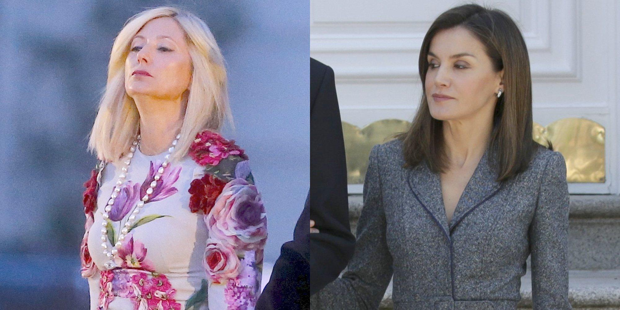 El reencuentro de la Reina Letizia y Marie Chantal de Grecia tras su incidente ya tiene fecha