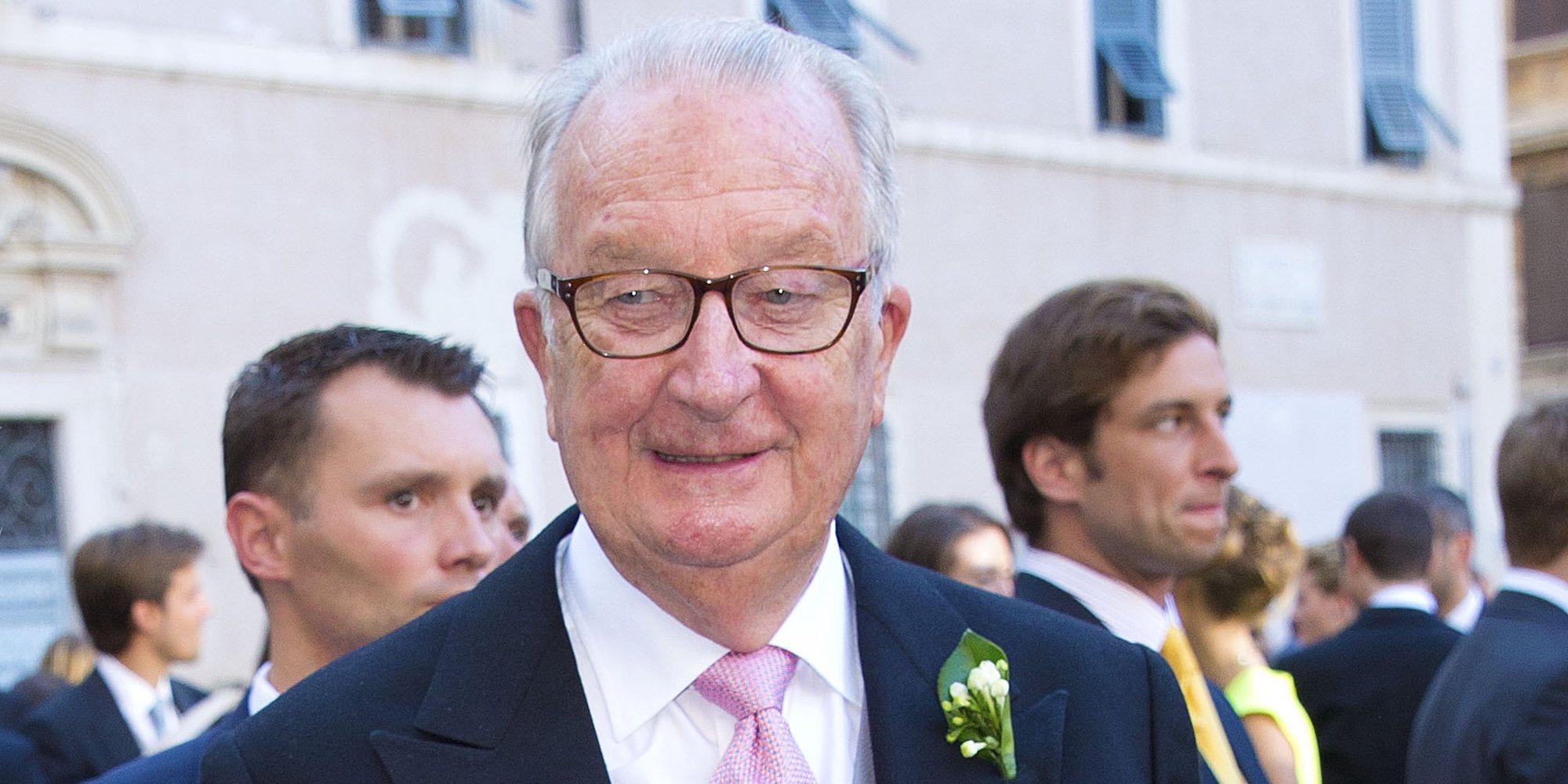 Alberto de Bélgica, operado con éxito de sus problemas cardiovasculares, ya ha recibido el alta