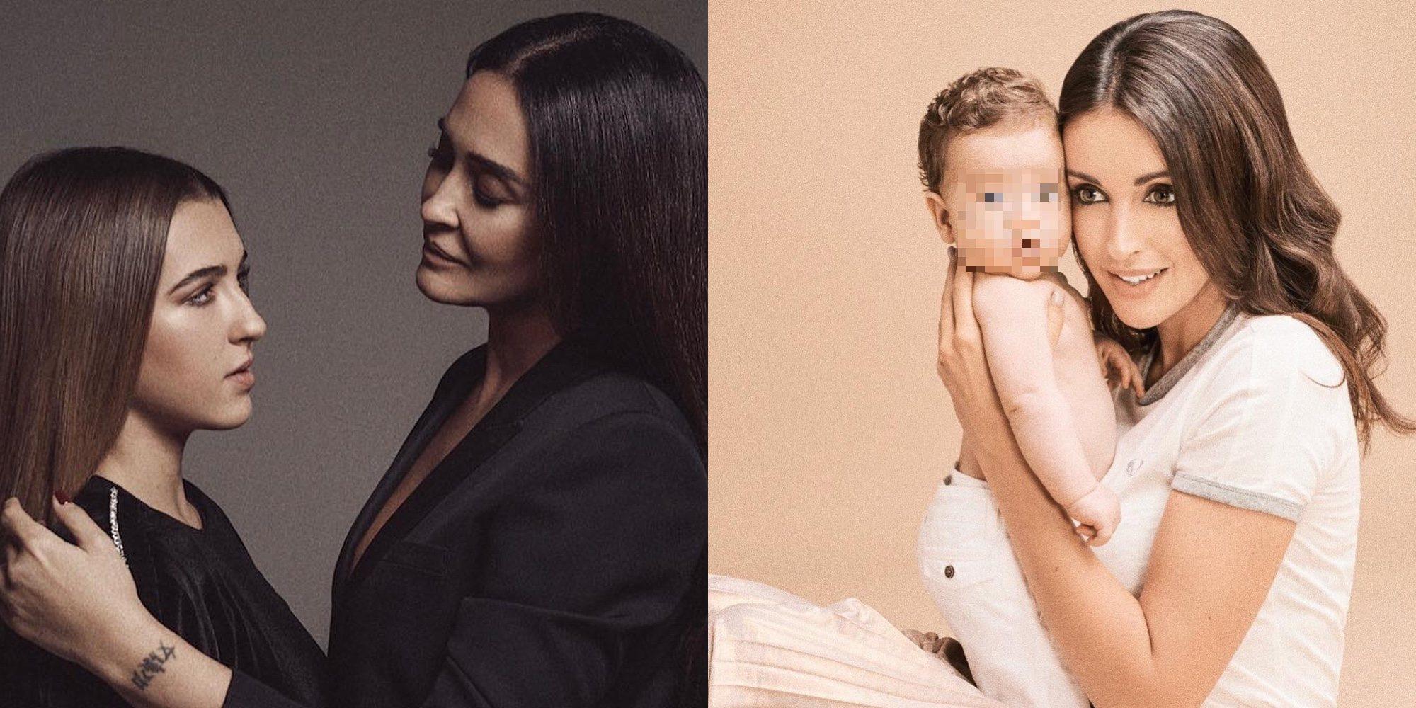 Así celebran Pilar Rubio, Eva González o Noelia López el Día de la Madre 2018