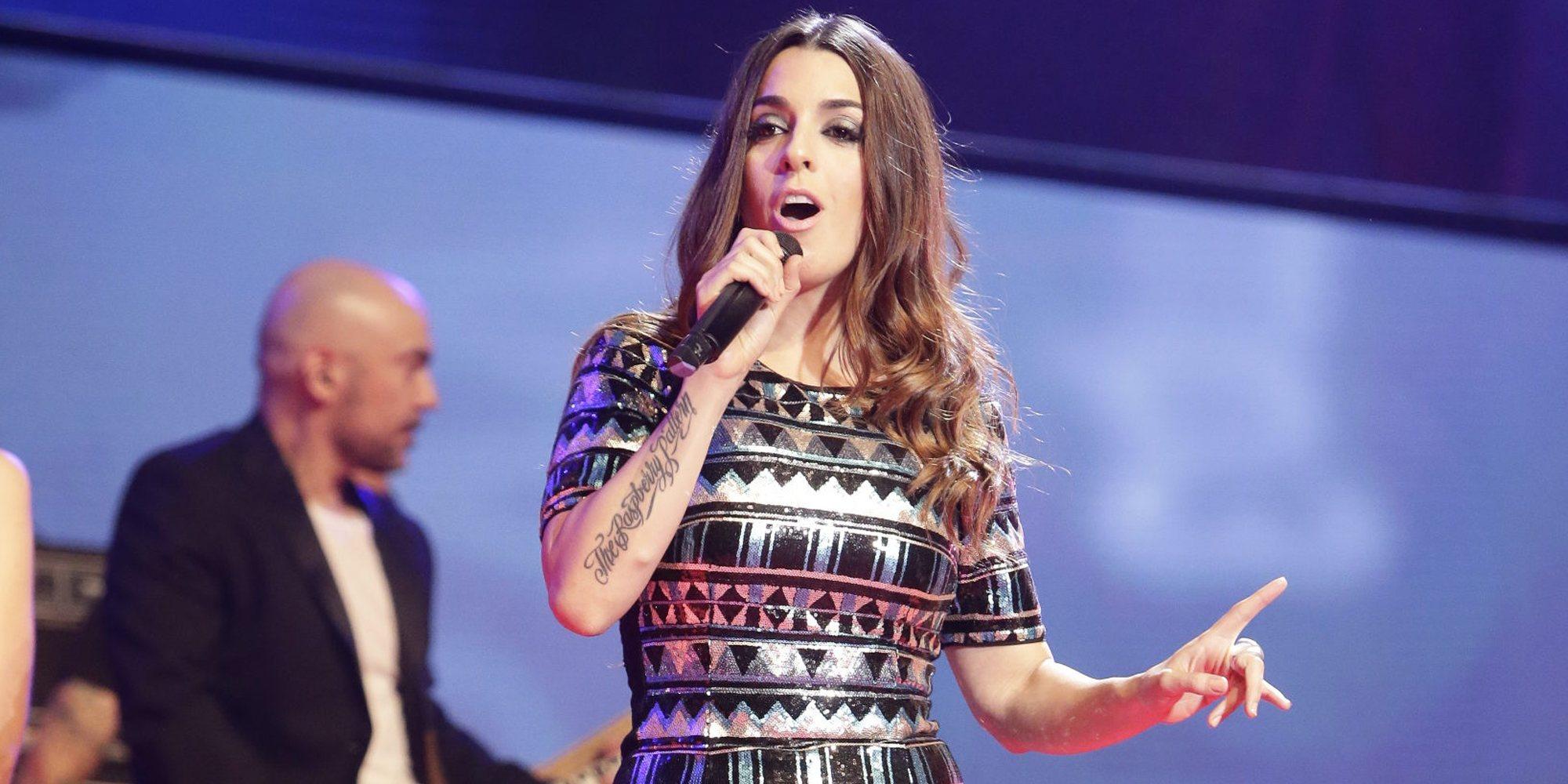 """Ruth Lorenzo: """"De 'Loveaholic' llevaría 'Good Girl's Don't Lie' o 'Bodies' a Eurovisión"""""""