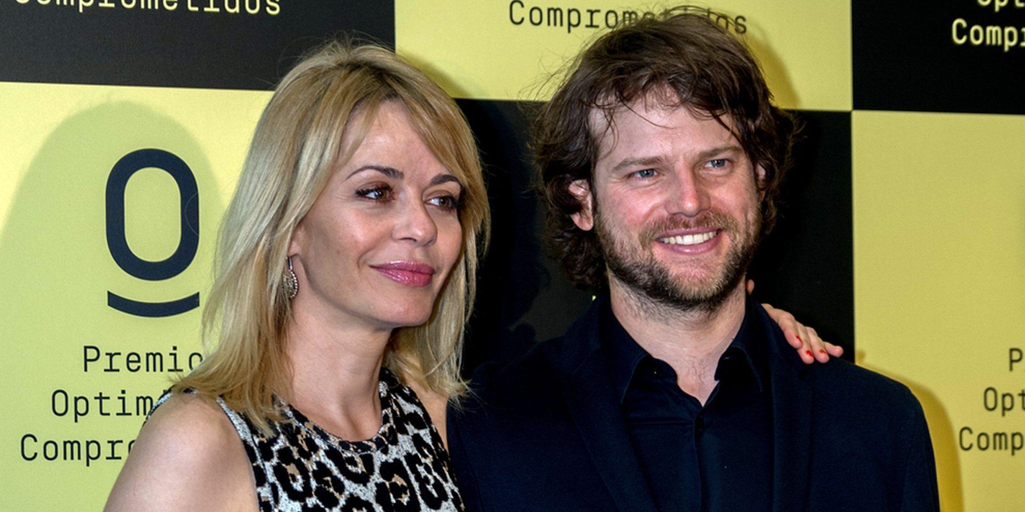 María Adánez y Nacho Medrano, derroche de amor y cariño en la alfombra roja