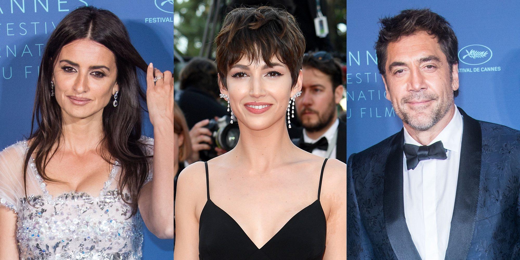 Penélope Cruz y Úrsula Corberó, deslumbrantes en la alfombra roja del Festival de Cannes de 2018