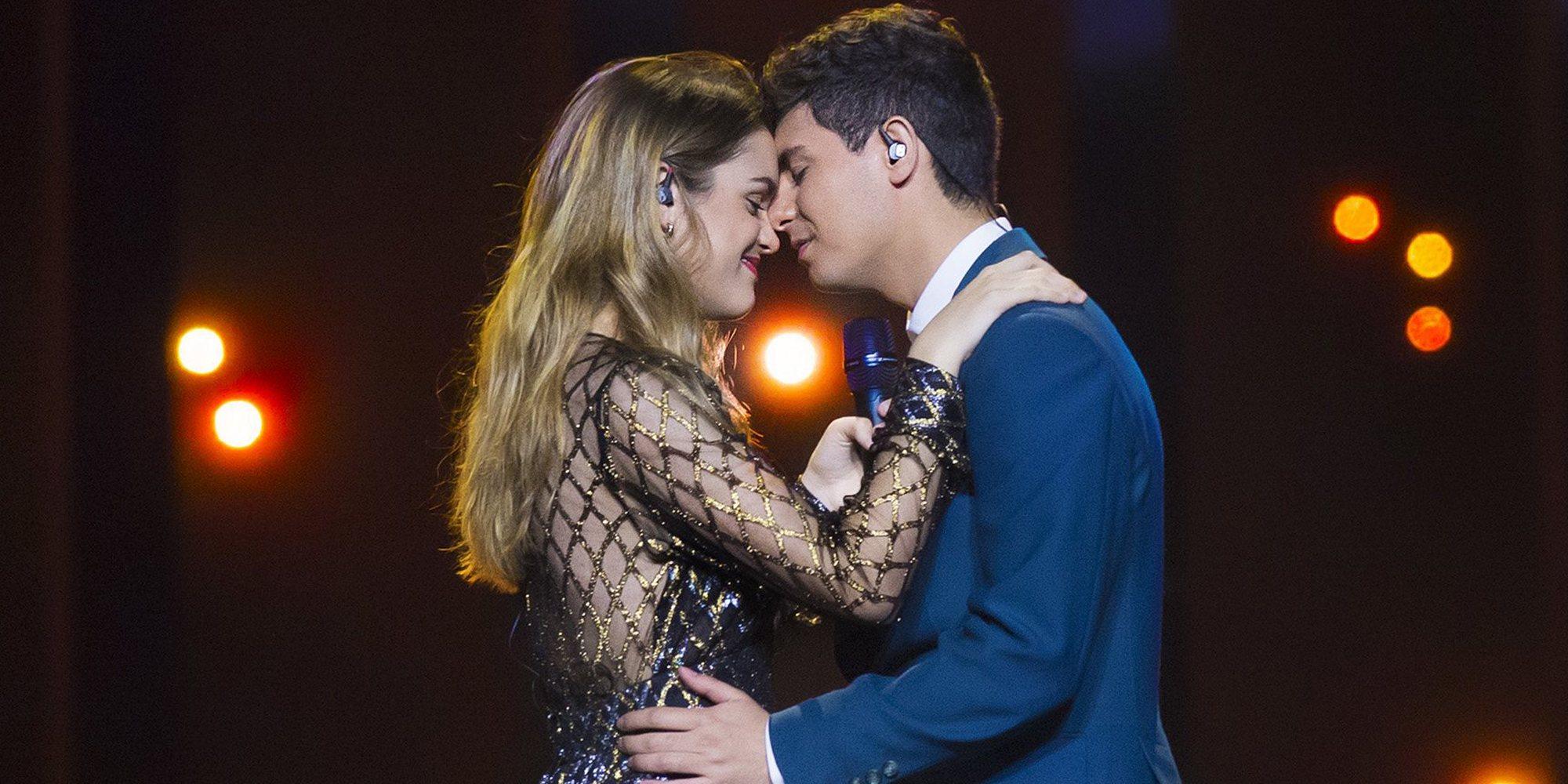 ¿Qué posibilidades reales tienen Amaia y Alfred de ganar el Festival de Eurovisión 2018?