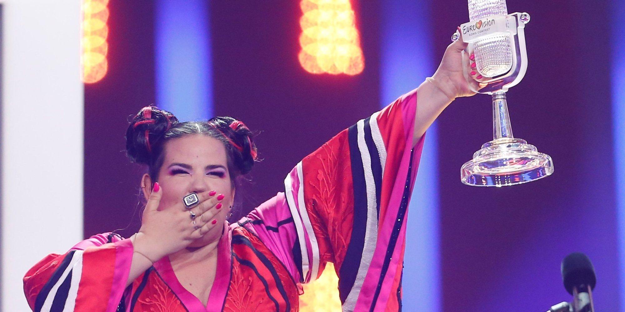 Israel gana el Festival de Eurovisión 2018 con Netta Barzilai y su 'Toy'