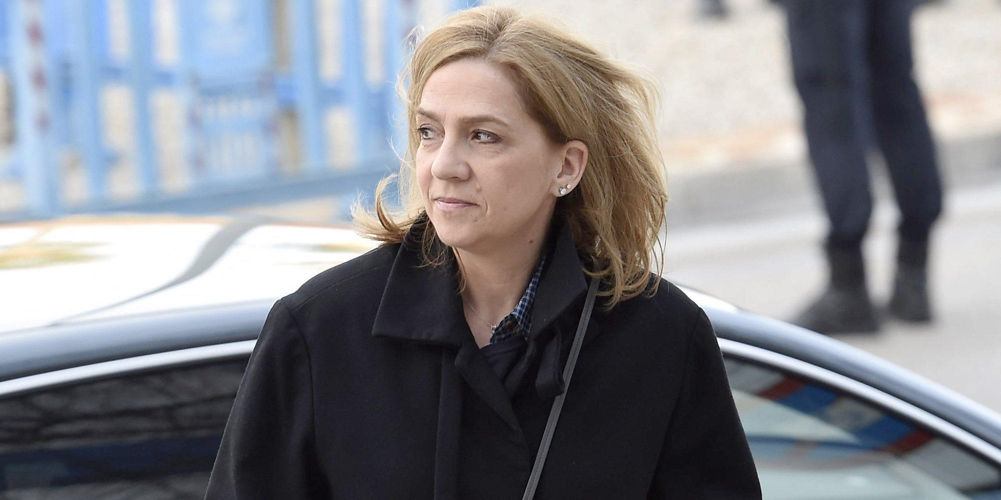 La Infanta Cristina ante el infierno que vive con Iñaki Urdangarin: está dolida y frustrada