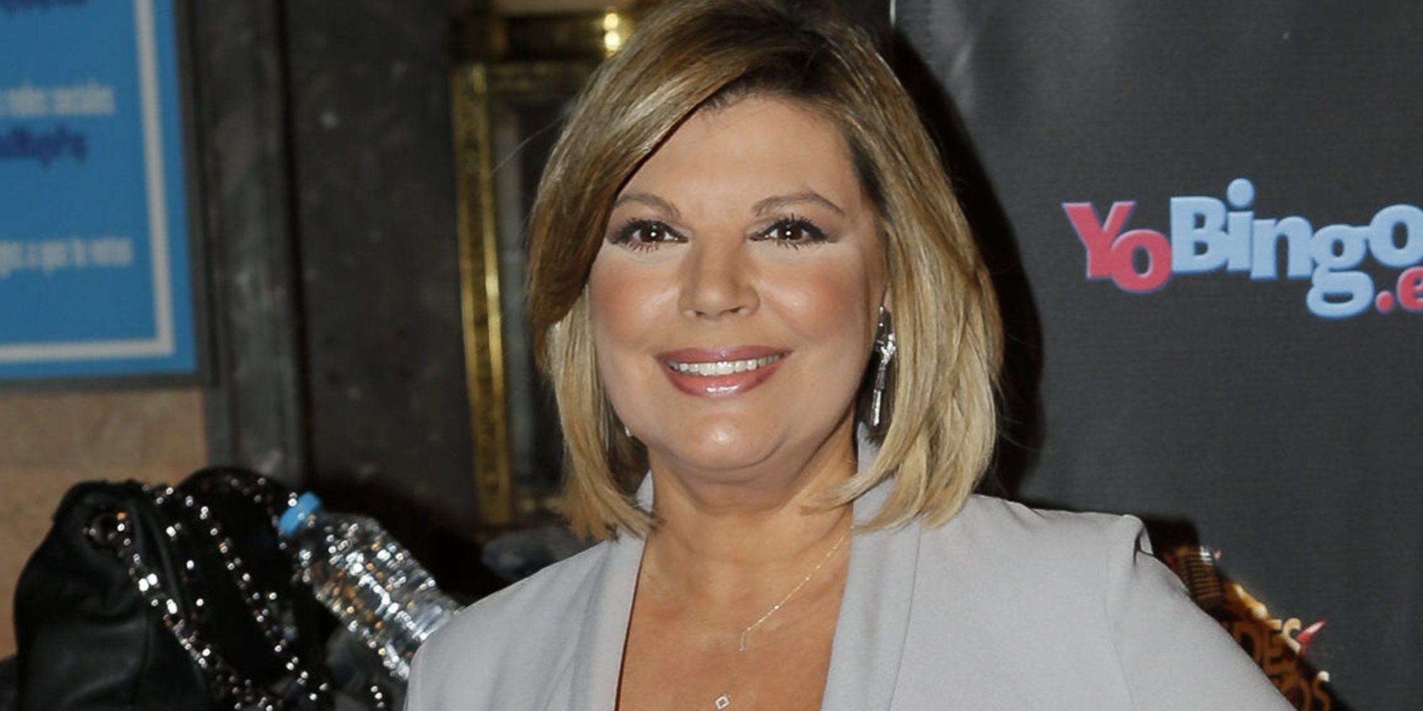 Terelu Campos se niega a hablar de Raquel Mosquera y sus compañeros la atacan
