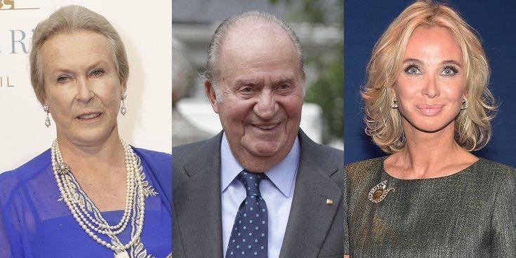De María Gabriela Saboya a Corinna Sayn-Wittgenstein: los grandes amores del Rey Juan Carlos