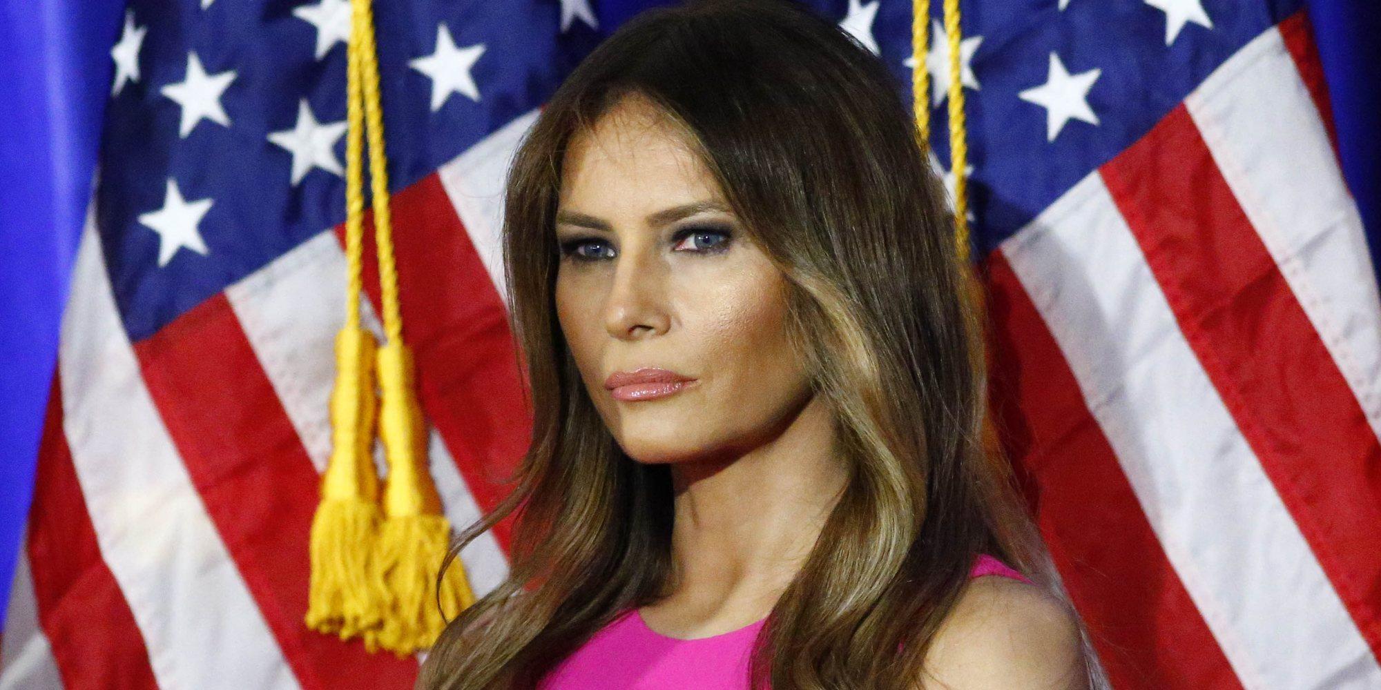 Melania Trump, operada con éxito de una insuficiencia renal