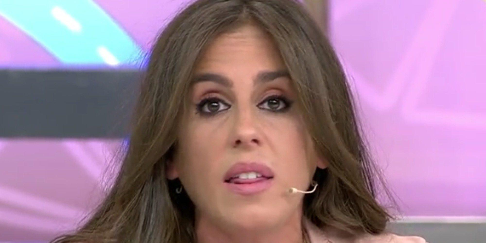 Anabel Pantoja niega que Isabel Pantoja sea la culpable del preocupante estado de salud de Kiko Rivera