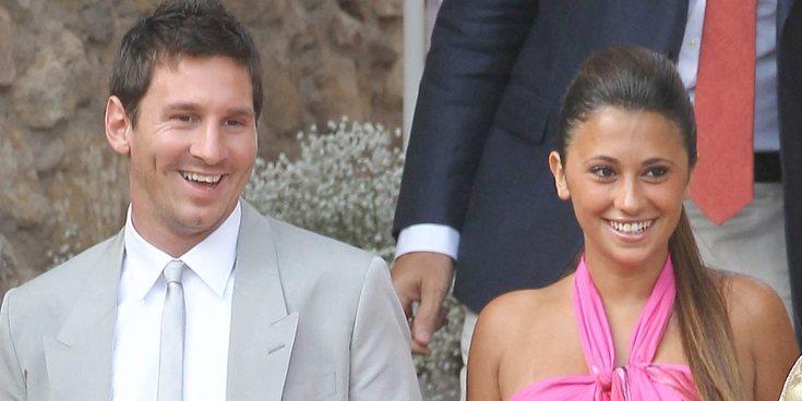 """Antonella Roccuzzo publica la foto más tierna de su """"bebé travieso"""" Mateo Messi"""