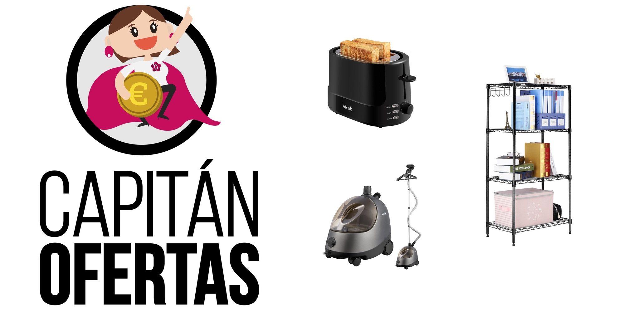 Capitán Ofertas tiene los mejores descuentos en productos para el hogar, ¡no te los pierdas!