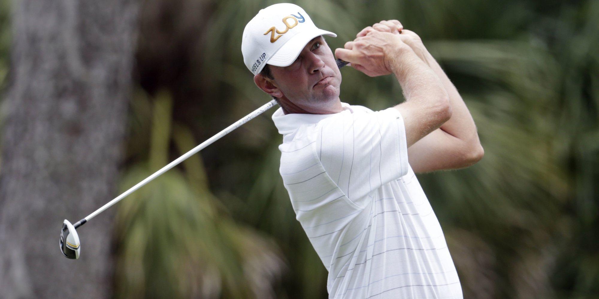Detenida la mujer del golfista Lucas Glover por agredirle tras caer eliminado en un torneo